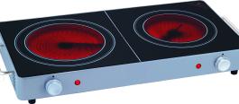 כירה חשמלית קרמית כפולה ATL-802