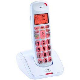 טלפון DECT אלחוטי לכבדי שמיעה