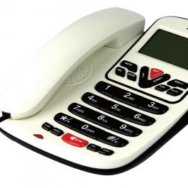 טלפון שולחני מעוצב AEG