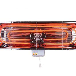 תנור חימום נירוסטה כפול לאמבטיה 2200W