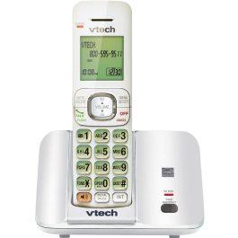 טלפון אלחוטי דיגיטלי vtech מיוחד לכבדי שמיעה