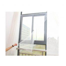 ערכת רשת נגד יתושים לחלון DIY